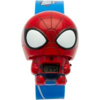 BulbBotz Marvel Spiderman Kinderenhorloge Blauw 2021159