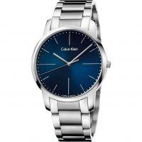 Mens Calvin Klein City Watch
