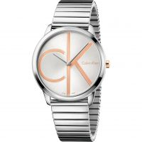 Unisex Calvin Klein Minimal 40mm Watch