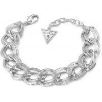Damen Guess Silber Plated Dream Mädchen Armband