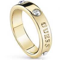 Biżuteria damska Guess Jewellery Hoops I Did It Again Ring Size N UBR84029-54