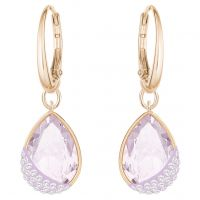 femme Swarovski Jewellery Heap Earrings Watch 5351136