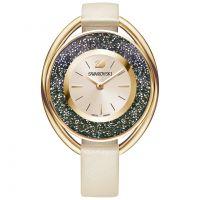 femme Swarovski Crystalline Oval Watch 5296319