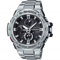 Mens Casio G-Steel Bluetooth Triple Connect Chronograph Radio Controlled Watch
