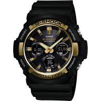 homme Casio G-Shock Waveceptor Alarm Chronograph Radio Controlled Tough Solar Watch GAW-100G-1AER