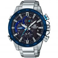 Mens Casio Edifice Bluetooth Alarm Chronograph Watch