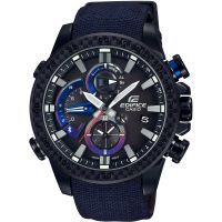 Zegarek męski Casio Edifice Bluetooth Triple Connect Toro Rosso Special Edition EQB-800TR-1AER