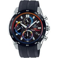 Mens Casio Edifice Toro Rosso Special Edition Chronograph Watch