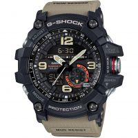 Herren Casio G-Shock Mudmaster Exklusives Wecker Chronograf Uhren
