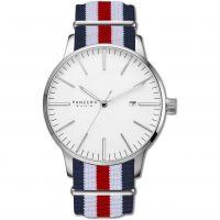 homme Panzera BREUER 44 ARCTIC FLAIR Watch B44-02DN1