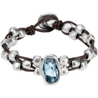 Ladies UNOde50 Silver Plated Flash! A-Haa.. Bracelet PUL1195AZCMTL0M