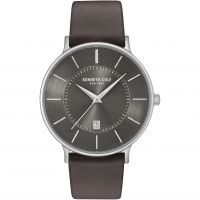 Kenneth Cole Sullivan Herrklocka Brun KC15097005