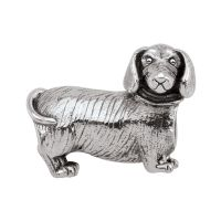 Persona Dam Hugo The Dachs Bead Sterlingsilver H13687P1