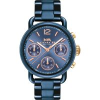 Coach Delancy Sport Dameshorloge Blauw 14502842