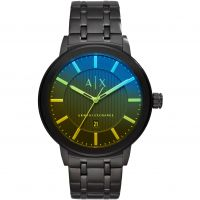 Armani Exchange Herenhorloge Zwart AX1461