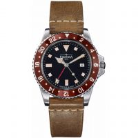 Mens Davosa Vintage Diver Watch