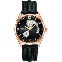 Herren Hamilton Jazzmaster Open Heart Watch H32735731