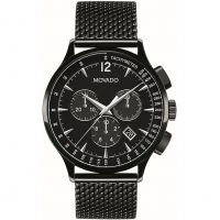 Herren Movado Circa Chronograf Uhr