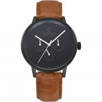 homme Obaku Watch V208GMBBRZ