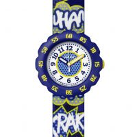 Childrens Flik Flak Peppiness Watch