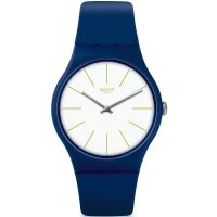 unisexe Swatch Bluesounds Watch SUON127