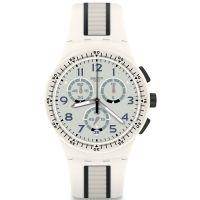 Unisex Swatch Escalator Chronograf Uhren