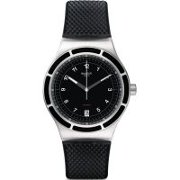 Unisex Swatch Sistem Dark Watch