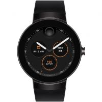 Movado Connect Android Wear Bluetooth Herrklocka Svart 3660018