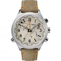 Zegarek męski Timex The Waterbury Intelligent Quartz TW2R43300