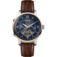 Ingersoll The Grafton Herenchronograaf Bruin I00703