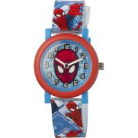 Character Marvel Ultimate Spiderman Kinderenhorloge Meerkleurig SPM56