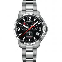 Mens Certina DS Podium Chronograph Watch