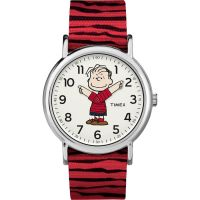 Unisex Timex Weekender Timex x Peanuts Linus Watch TW2R41200