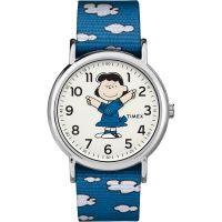 Unisex Timex Weekender Timex x Peanuts Lucy Watch TW2R41300