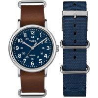 Herren Timex Weekender Box-Set Uhren