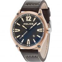 homme Police Denton Watch 15244JBR/02