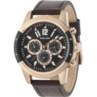 homme Police Watch 14528JSRB/02