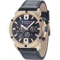 homme Police Chronograph Watch 15047JSR/03