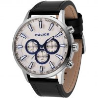 Herren Police Momentum Chronograph Watch 15000JS/04