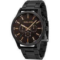 Herren Police Chronograph Watch 15002JSB/02M