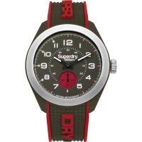 Herren Superdry Uhr