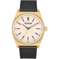 Nixon Crew Leather Watch