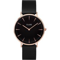 Ladies Cluse La Boheme Rose Gold Watch
