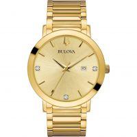 Herren Bulova modern Uhren