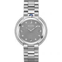 Damen Bulova Rubaiyat Watch 96R219