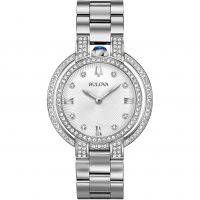 Damen Bulova Rubaiyat Watch 96R220