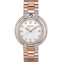 Damen Bulova Rubaiyat Watch 98R250