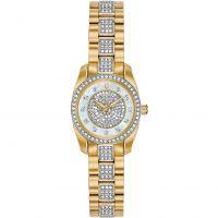 Damen Bulova Crystal Watch 98L241