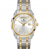 Bulova Dress Herenhorloge Tweetonig 98C127