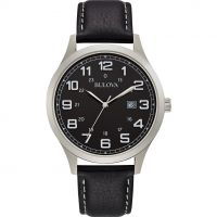 homme Bulova Dress Watch 96B276